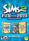 The Sims 2: Fun with Pets Collection PC