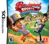 Backyard Sports: Sandlot Sluggers DS
