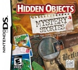 Hidden Objects: Mystery Stories DS