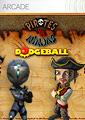 Pirates vs Ninjas Dodgeball Xbox 360