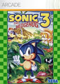 Sonic The Hedgehog 3 Xbox 360