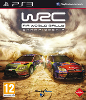 WRC: FIA World Rally Championship PS3