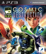 Ben 10: Ultimate Alien Cosmic Destruction PS3