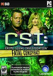 CSI: Fatal Conspiracy PC