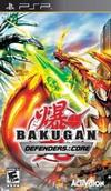 Bakugan: Defenders of the Core PSP