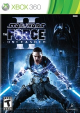 Star Wars: The Force Unleashed II Xbox 360