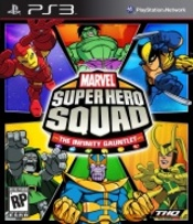 Marvel Super Hero Squad: The Infinity Gauntlet PS3