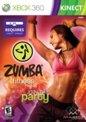 Zumba Fitness Xbox 360