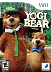 Yogi Bear: The Video Game Wii