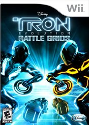 TRON: Evolution - Battle Grids Wii
