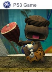 LittleBigPlanet: Sackboy's Prehistoric Moves PS3