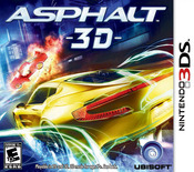 Asphalt 3D: Nitro Racing 3DS