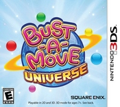 Bust-A-Move Universe 3DS