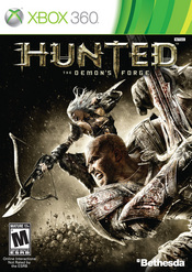 Hunted: The Demon's Forge Xbox 360