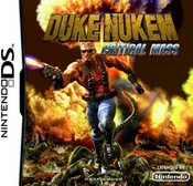 Duke Nukem: Critical Mass DS