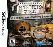 Mystery Quest: Curse of the Ancient Spirits DS