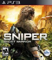 Sniper: Ghost Warrior PS3