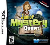Junior Mystery Quest DS