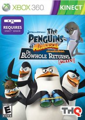 Penguins of Madagascar: Dr. Blowhole Returns Again! Xbox 360