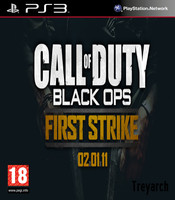 Call of Duty: Black Ops - First Strike PS3