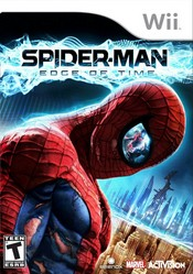 Spider-Man: Edge of Time Wii