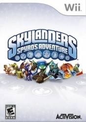 Skylanders: Spyro's Adventure Wii