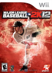 Major League Baseball 2k12 Wii