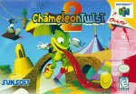 Chameleon Twist 2 N64