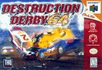 Destruction Derby 64 N64