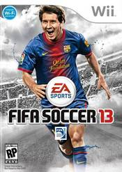 FIFA Soccer 13 Wii