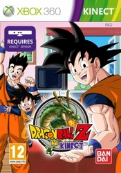 Dragon Ball Z for Kinect Xbox 360