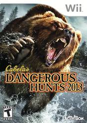 Cabela's Dangerous Hunts 2013 Wii