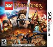 LEGO: The Lord of the Rings 3DS