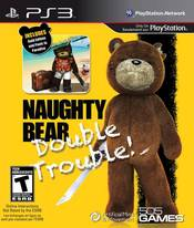 Naughty Bear: Double Trouble! PS3