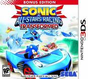 Sonic &amp;amp; All-Stars Racing Transformed 3DS