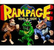 Rampage: World Tour N64