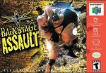 WCW Backstage Assault N64