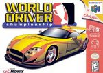 World Driver Championship N64