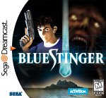 Blue Stinger Dreamcast