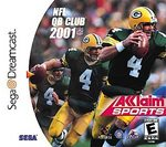 NFL Quarterback Club 2001 Dreamcast