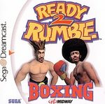 Ready 2 Rumble Boxing: Round 2 Dreamcast