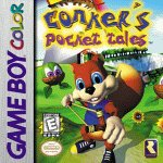 Conker's Pocket Tales Game Boy