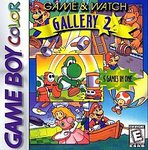 Game And Watch Gallery 2 Game Boy