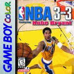 NBA 3 On 3 Featuring Kobe Bryant Game Boy