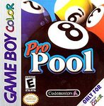 Pro Pool Game Boy