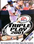 Triple Play 2001 Game Boy