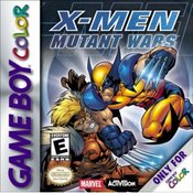 X-Men: Mutant Wars Game Boy