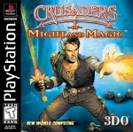 Crusaders of Might and Magic PSX