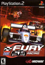 Cart Fury Championship Racing PS2
