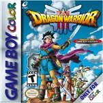 Dragon Warrior III Game Boy